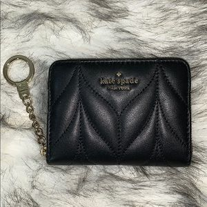 Kate Spade Quilted Wallet